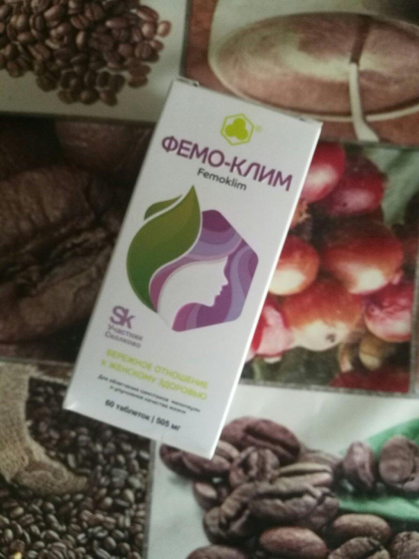 Витамины Парафарм Фемо-Клим
