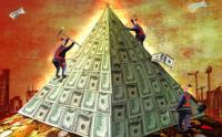 Безуспешная финансовая пирамида
