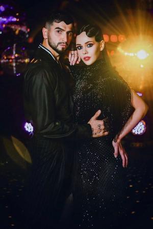 Юлия Санина и Дмитрий Жук. Танцы со звездами 2020