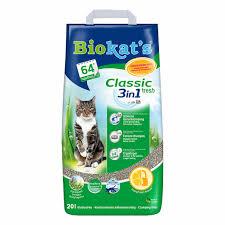 Наполнитель для туалета Biokat's Classic Fresh
