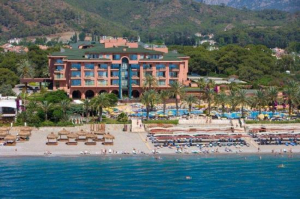 Asteria kemer resort, Турция
