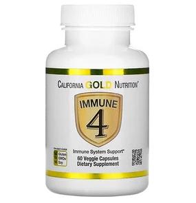 Immune4 California Gold Nutrition инструкция