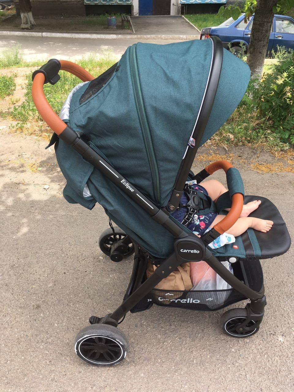 Детская коляска Carrello Eclipse
