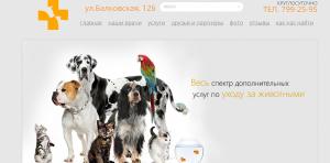 Ветеринарная помощь, Одесса