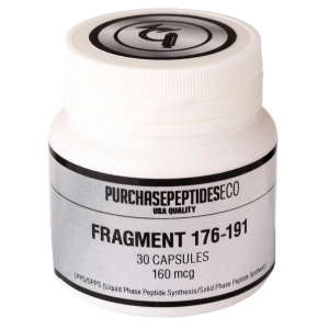 Пептид HGH Frag 176-191 в капсулах