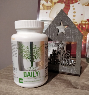 Daily Formul Universal Naturals витаминный комплекс