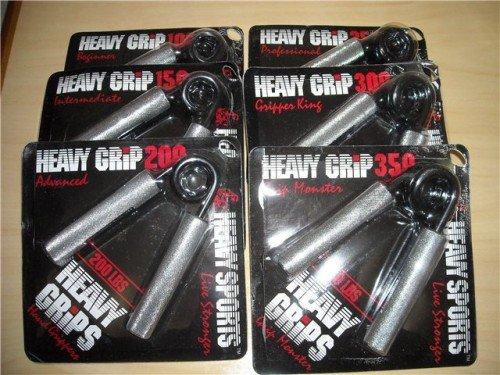Кистевой эспандер Heavy grip 350 LBS