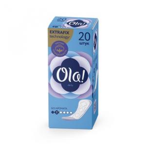 Прокладки Ola! ежедневные Daily
