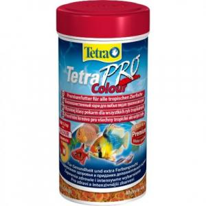Корм для рыб Tetra PRO Colour