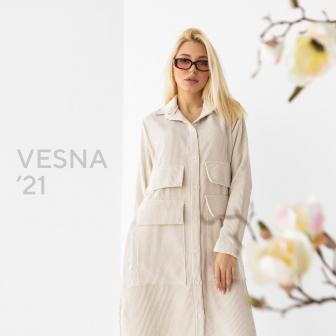 Нова колекція VESNA' 21